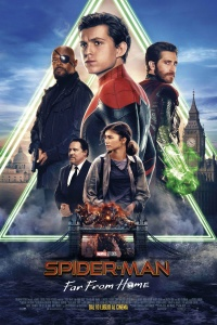 Spider-Man: Far From Home (2019) streaming