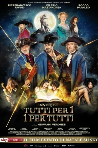 Tutti per 1 - 1 per tutti (2020) streaming