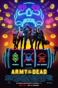 Army of the Dead (2021) streaming